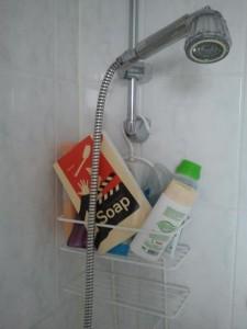 Soap Dusche